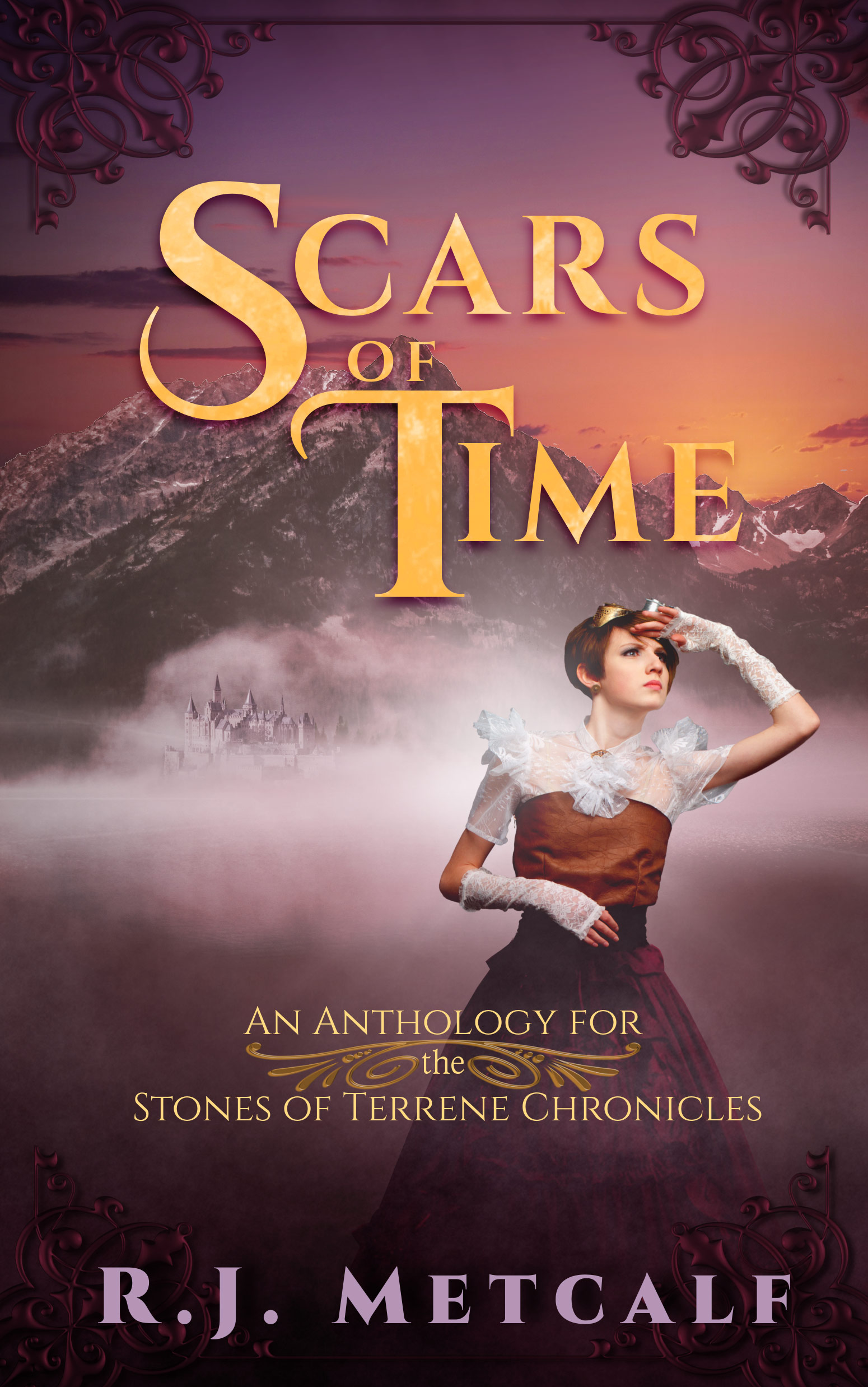 Scars of Time: An Anthology for the Stones of Terrene Chronicles