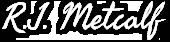 R.J. Metcalf Logo